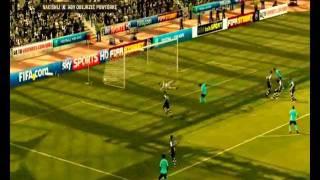 FIFA 12 ŁADNE GOLE
