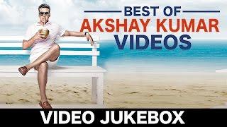 Best Akshay Kumar Videos - Video Jukebox - All Hit Songs - Dil Kare Chu Che / Shaayraana ...