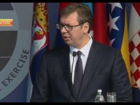 Вучић: Србија остаје војно неутрална