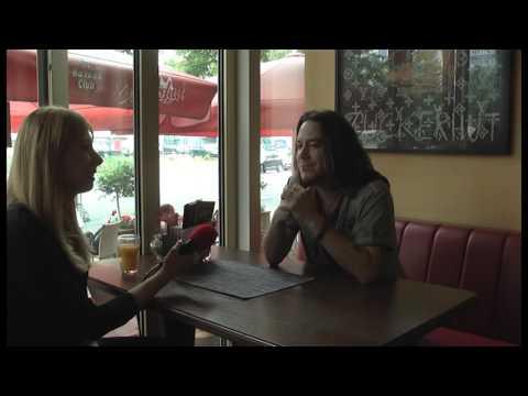 Izzy Gallegos Interview in Leipzig