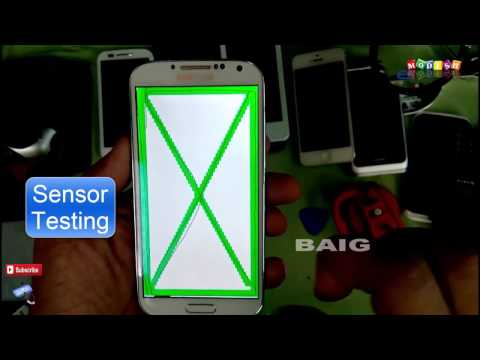 All Samsung Android mobile Secret Code for testing Touch ! Display! and all