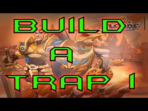 HOW TO BUILD A TRAP PART 1 - TIPS & MORE - LORDS MOBILE