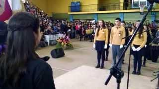 Cursos Humanistas  Licenciatura Liceo Rodulfo Amando Philippi  Paillaco 2014