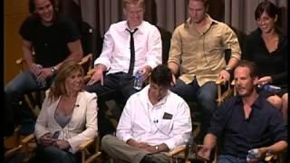 Friday Night Lights Season 2 Bonus Feature - Cast Interview (Part 1)