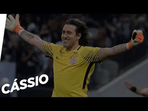 7 vezes - Cássio x São Paulo