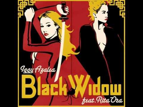 Iggy Azalea - Black Widow (ft. Rita Ora) [Audio]
