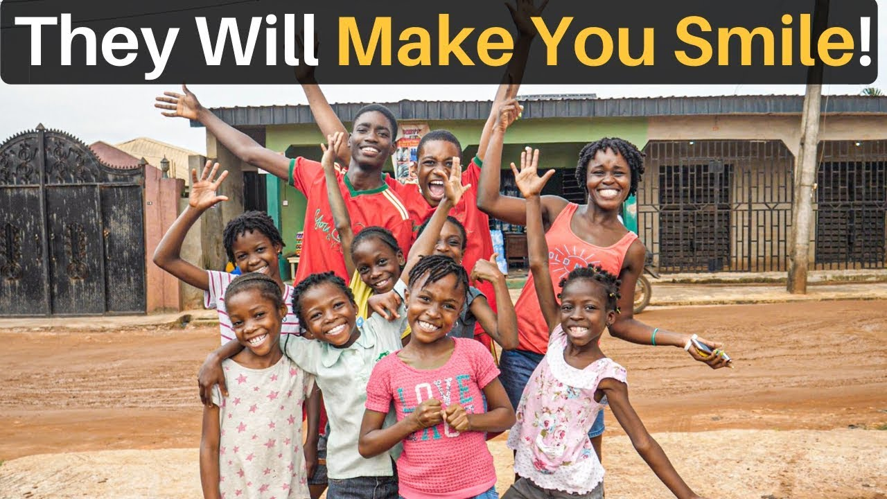 They Will Make You Smile ???? (Lagos, Nigeria)