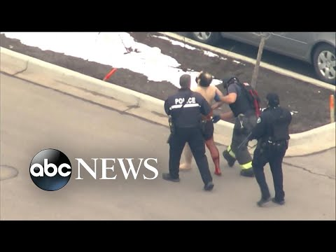 Person of interest in custody after shooting at grocery store in Boulder, Colorado