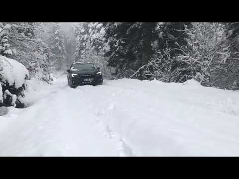 Subaru xv snow test