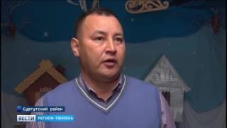 Храм Святого Великомученика и целителя Пантелеймона открыли в Сургутском районе