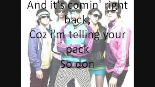 Hollaback Boy - Cobra Starship (with lyrics.)