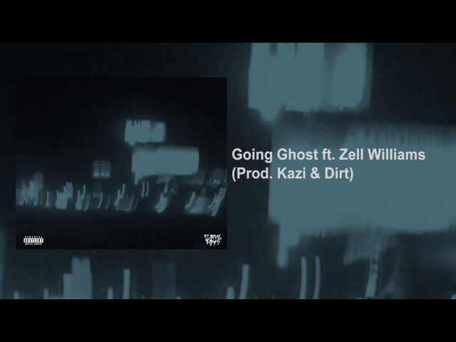 Going Ghost -  Devious G ft. Zell Williams (Prod Kazi & Dirt Murphy)