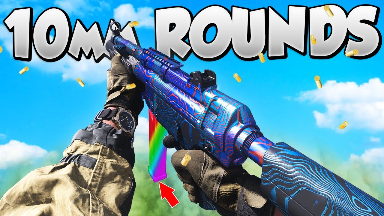 using the MP5 10mm 30-ROUND MAG in WARZONE.. IT SHREDS! (MP5 BEST LOADOUTS in WARZONE)