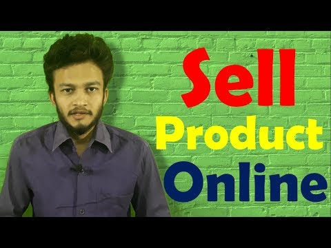 {HINDI} 5 ways to sell your products online  || sell your own products online | marketing techniques