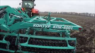 видео Культиватор предпосевной обработки почвы VR-400