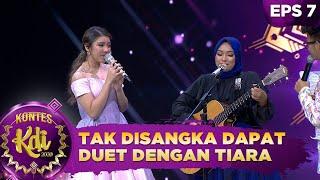 Download lagu Reka Tak Menyangka Dapat Nyanyi Bareng Tiara - Kontes KDI 2020 (14/9)
