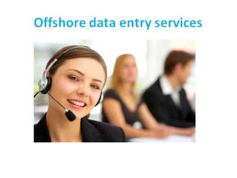 outsource data entry service provider