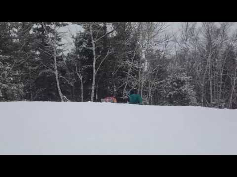 Skiing 2016/17 in New Hampshire