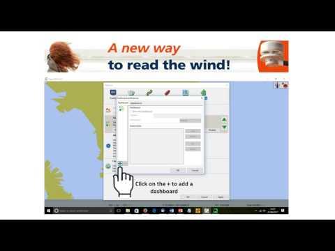 Installation wind sensors LCJ Capteurs Open CPN