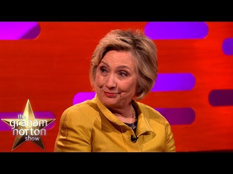 Download Youtube: Hillary Clinton Really Tried To Avoid Going to the Inauguration | The Graham Norton Show