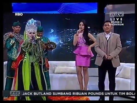 Neng Leor SELAMAT MALAM INDONESIA ON ANTV