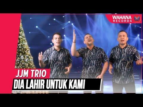 DIA LAHIR Lagu Natal - JJM Trio [Lagu Batak Official Video]