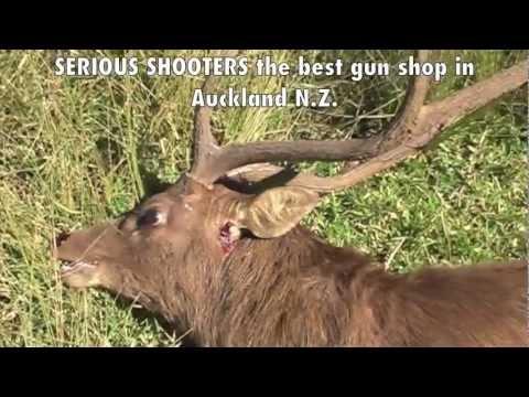 Hunting Rusa deer in New Caledonia Part 1