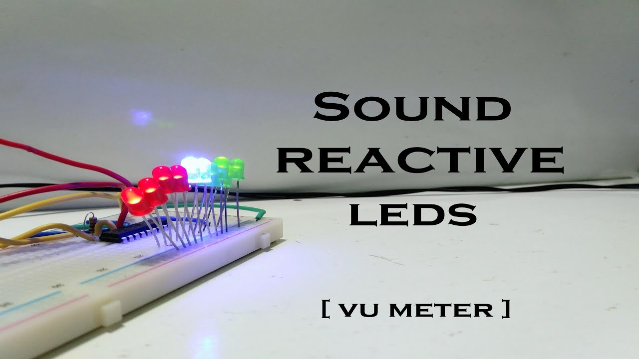How To Make Vu Meter Using Lm3915 Youtube Circuit