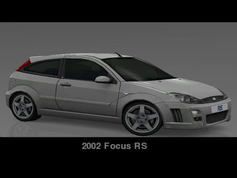 Gameplay Ford Street Racing 2006 Ford Focus Rs 2002 2 Youtube