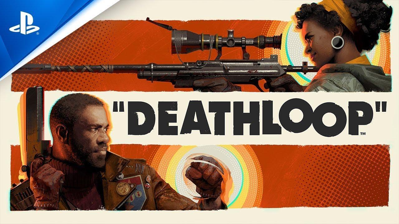 DEATHLOOP – официальный премьерный ролик игрового процесса   PS5