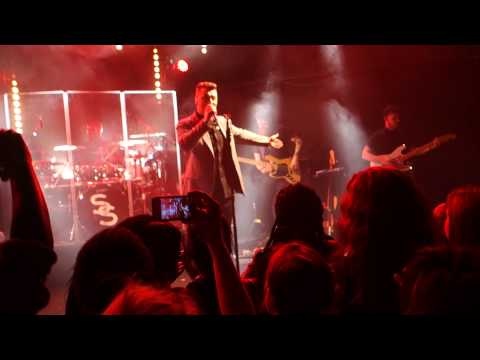 (HD) Restart - Sam Smith Live in Paris France - May 7, 2014