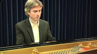 Johannes Brahms Walzer As-Dur Op. 39 Nr. 15 - Jürg Hanselmann, Klavier