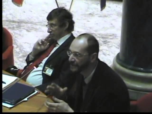 Come parla il Parlamento - Prof. Vetrugno