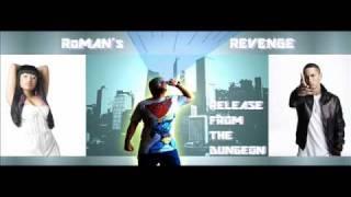 nicki minaj roman s revenge feat eminem remix ton release from the dungeon