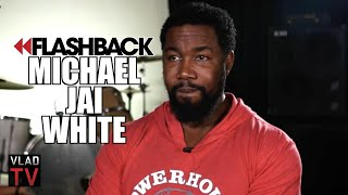 Michael Jai White On White UFC Fighter Mike Perry Calling Him A B**** A** N**** (Flashback)