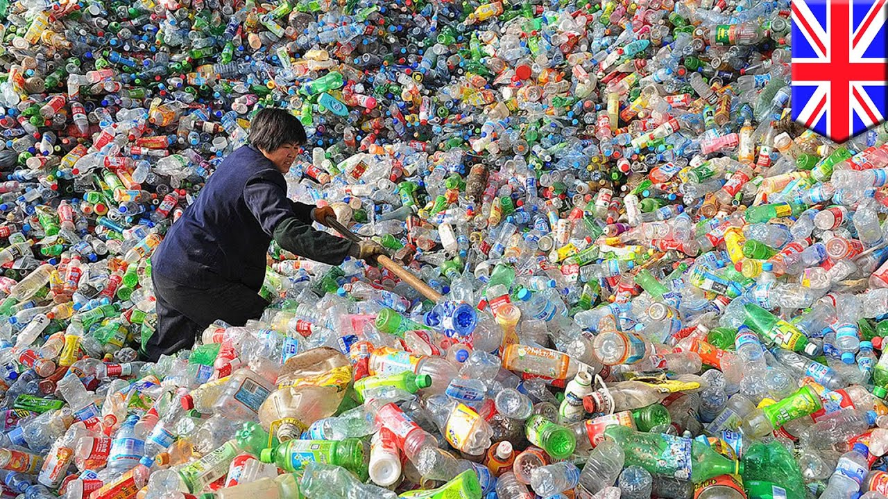 China Plastic Ban  Uk Doesn U0026 39 T Know Where To Dump Its