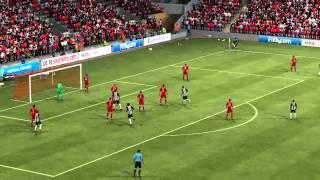 Атлетико Минейро - Ливерпуль(, 2013-02-25T09:46:56.000Z)