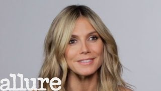 Behind the Scenes with Heidi Klum - Cover Shoots - Allure