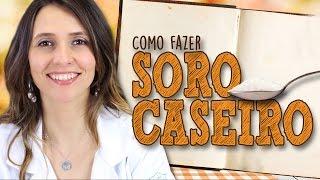 COMO FAZER SORO CASEIRO