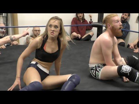 Ava Everett vs. DangerKid - Limitless Wrestling (Intergender, Mixed, Beyond, CZW)