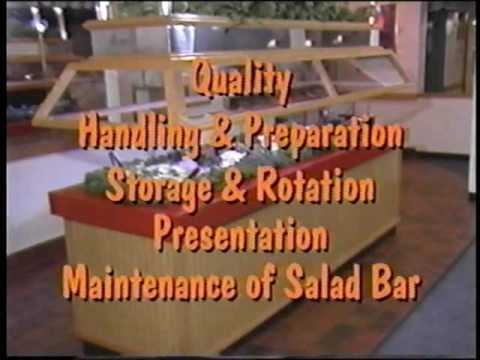 CECU - Salad Bar