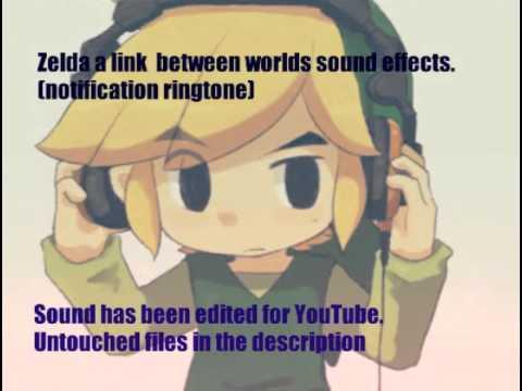 Zelda sound effects (ocarina of time) youtube.