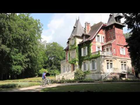 Sortie vélo en forêt de Compiègne