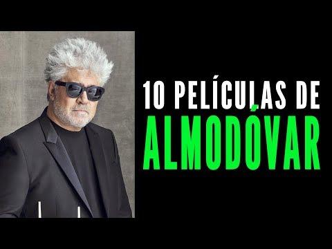Las 10 mejores películas de Almodóvar 🇪🇸