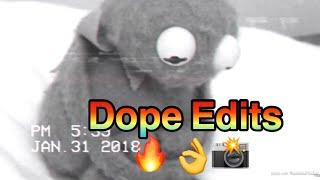 How make dope edits on iOS!!