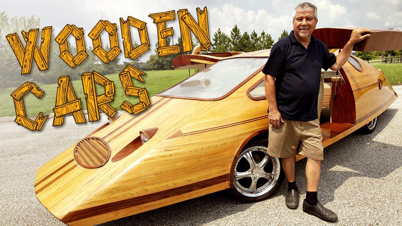 bde715417e8 Wooden Cars