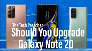 Galaxy Note 20 Ultra 750 Bucks | Should You Upgrade From Galaxy Note 9 ??| Trade-in Value Is Great