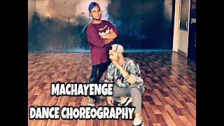 EMIWAY - MACHAYENGE | DANCE CHOREOGRAPHY | TUSHAR AND DEEPANSHU