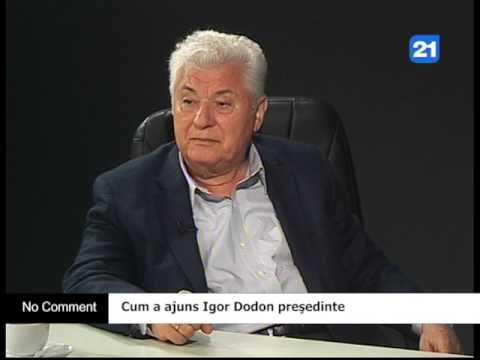 Cum a ajuns Igor Dodon preşedinte