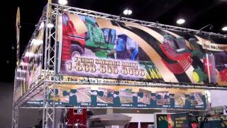2012 National Farm Machinery Show Worthington Ag Parts Booth